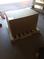 Custom box shipping eBay