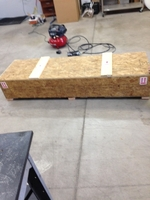 Artwork Shipping Crate