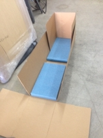 "2"" Foam Base Packing"