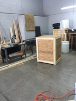 Air Freight Crate