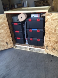 Crate for Expo