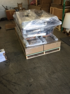 Table and Chair Shipping